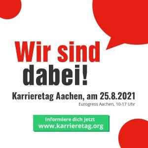 Karrieretag Aachen 2021
